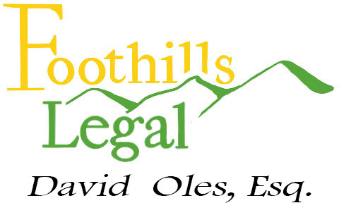 foothills legal, attorney at law
